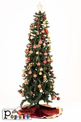 クリスマスツリー グリーン