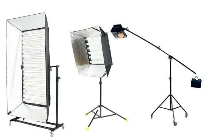 Cスタジオ照明