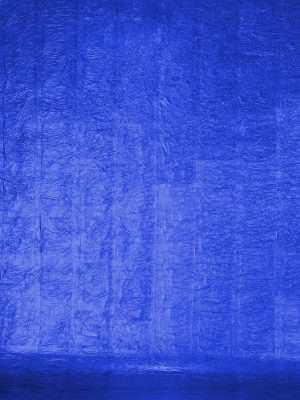 アルミバック ブルー