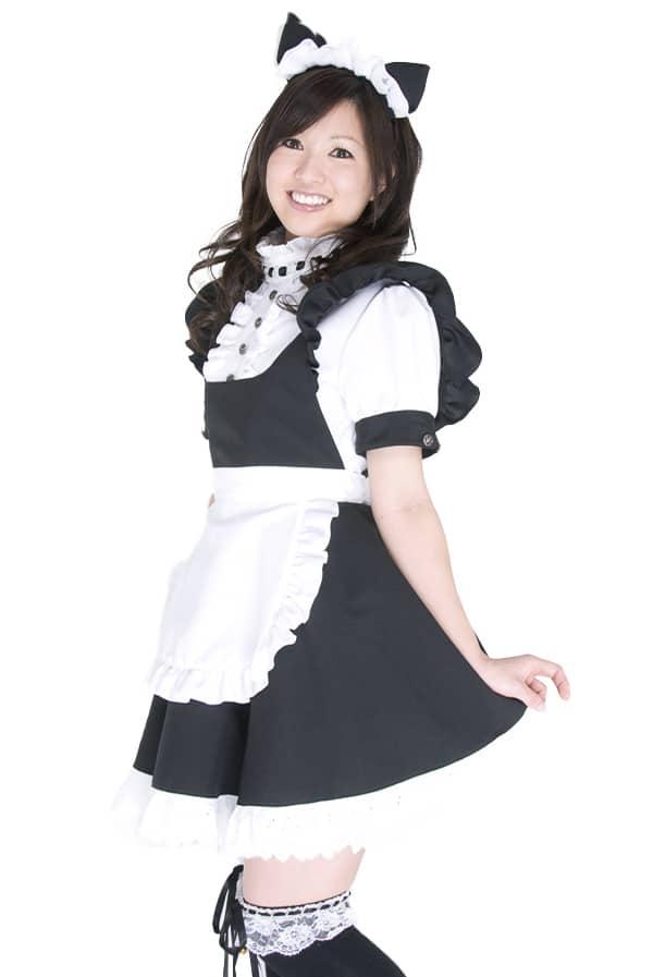 メイド服(子猫)